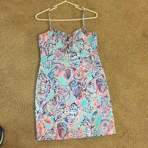 Size 2 Lilly Pulitzer mini dress